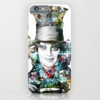 Mad Hatter iPhone 6 Slim Case