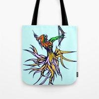 Atlantean Archer Tote Bag