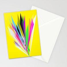 Rainbow Strike Stationery Cards