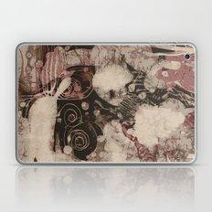 Blurry Face Skull Art Pr… Laptop & iPad Skin