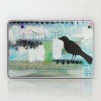 Blackbird Singing Laptop & iPad Skin