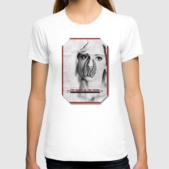 the cylons of the lambs T-shirt