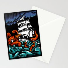 We Wont Accept Defeat Stationery Cards
