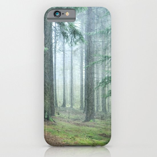 deep in thoughts iPhone & iPod Case