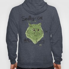 Smelly cat Hoody