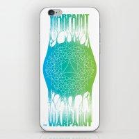 WARPAINT 2014 iPhone & iPod Skin