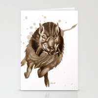Don't Mess With Me : Cha… Stationery Cards