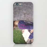 iPhone & iPod Case featuring Bookish by Holly Cromer