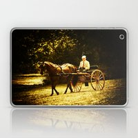 A Gentleman's Ride Laptop & iPad Skin