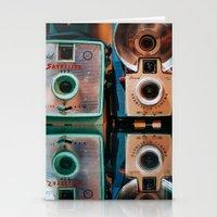 Mintage Stationery Cards