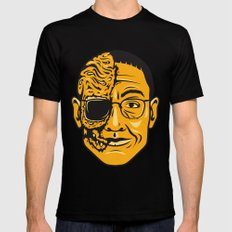 Gustavo Fring Mens Fitted Tee SMALL Black