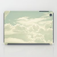 As the Clouds Gathered iPad Case
