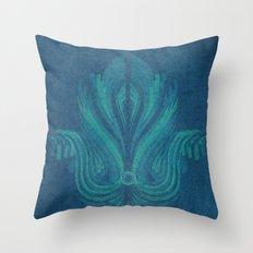 The Watcher's Hamsa Throw Pillow
