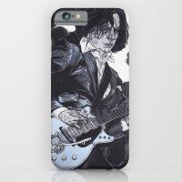 Jack White III iPhone 6 Slim Case