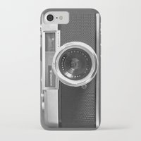retro iPhone & iPod Cases featuring Camera by Nicklas Gustafsson