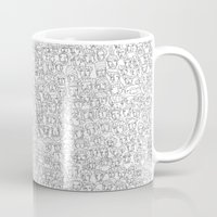 1000 Imaginary Friends A… Mug