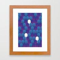 Abstract 16 Framed Art Print