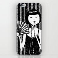 Ruby Stevens iPhone & iPod Skin