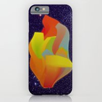 iPhone & iPod Case featuring Shocking Colors by QQO / Quattrequattrotto