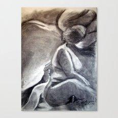 Woman 3 Canvas Print