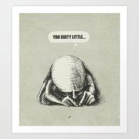 Ant! Art Print