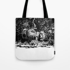 The Picture in the House Tote Bag