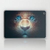 Red Tiger Laptop & iPad Skin