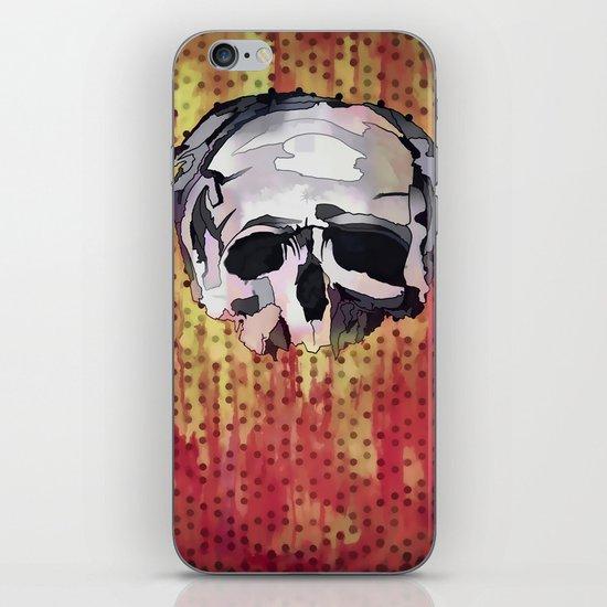 Skully. iPhone & iPod Skin