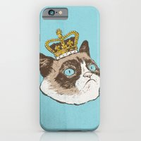 Grumpy King iPhone 6 Slim Case