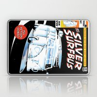 Silver Surfbus Laptop & iPad Skin