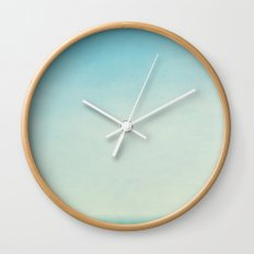 Only This Moment Wall Clock