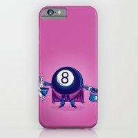 The Magic Eight Ball iPhone 6 Slim Case