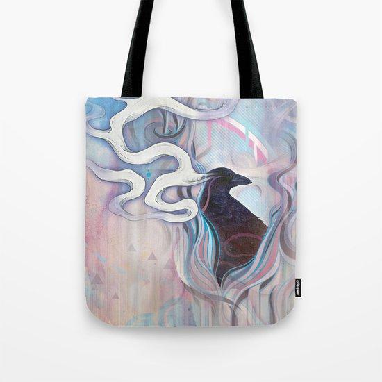 Sky Warden Tote Bag
