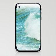 Feel The Sea. iPhone & iPod Skin