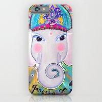 Jai Ganesha  iPhone 6 Slim Case