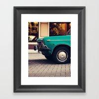 Torino's Model 128 Framed Art Print
