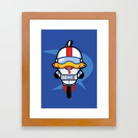 Hello Gizmo Framed Art Print