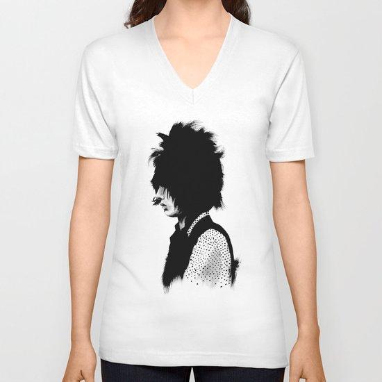 FARIS V-neck T-shirt