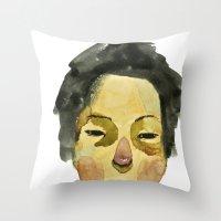 O'Boy Throw Pillow