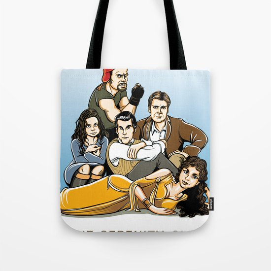 The Serenity Club Tote Bag