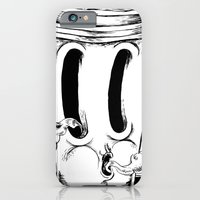 BLACK COFFEE iPhone 6 Slim Case