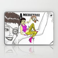 A Meretriz Laptop & iPad Skin