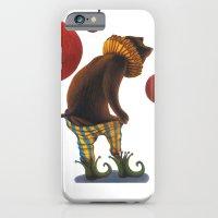 DEPRESSED CAT iPhone 6 Slim Case