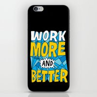 More & Better iPhone & iPod Skin