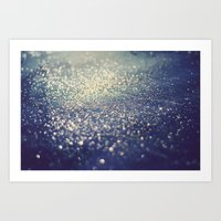 All That Glitters Art Print