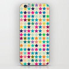 Star Lab Colors  iPhone & iPod Skin