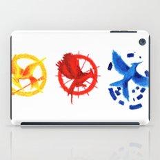 The H Games - Mockingjay iPad Case