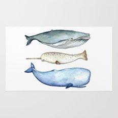 S'whale Rug