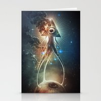 War Of The Worlds II. Stationery Cards