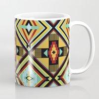 NATIVE AMERICAN PRINT Mug